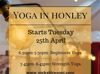 Yoga in Honley