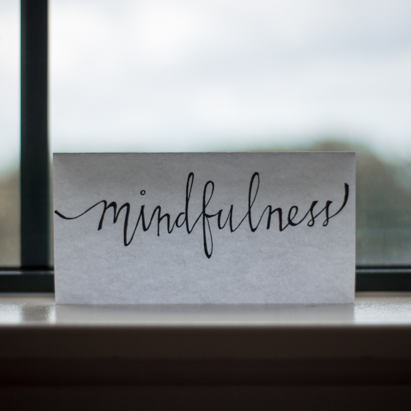 Mindfulness with Lizzie: 4 week Course