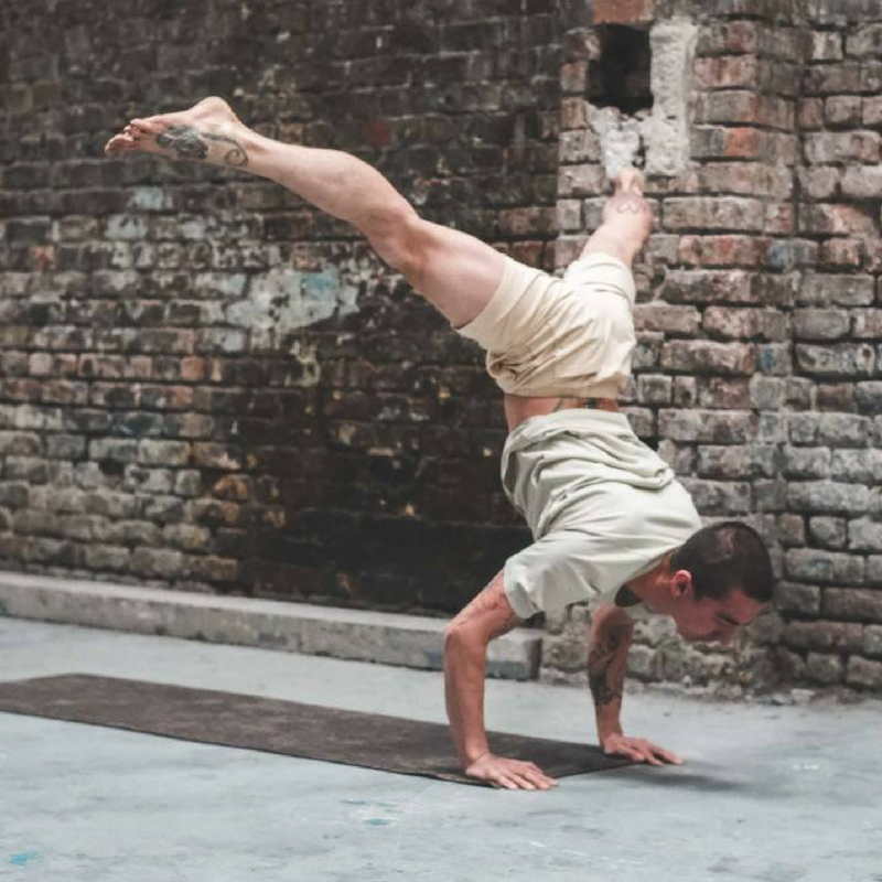 Beginners Inversions Workshop: A Shift In Perpective with Samuel Fong